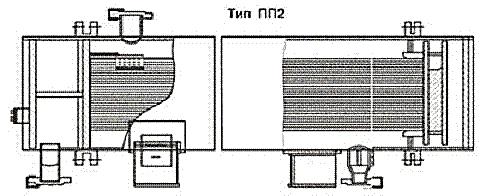 Пароводяной подогреватель ПП 2-16-2-2 Новосибирск цена теплообменника пластинчатого омск