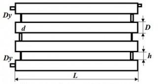 Секционный регистр отопления