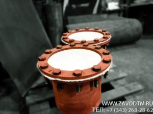 Клапан взрывной тип ПГВУ, ОСТ